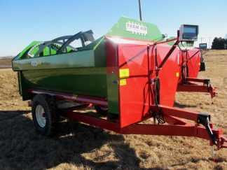 Farm Aid 340 reel mixer wagon | Farm Equipment>Mixers>Reel Feed Mixers - 1