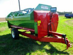 Farm Aid 430 reel mixer wagon | Farm Equipment>Mixers>Reel Feed Mixers - 1