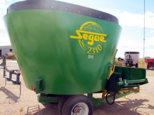 Segue 2310 Vertical mixer