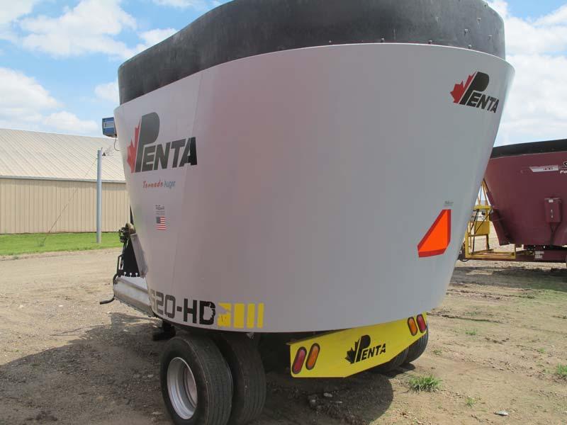 Penta 5620 vertical mixer | Farm Equipment>Mixers>Vertical Feed Mixers - 5