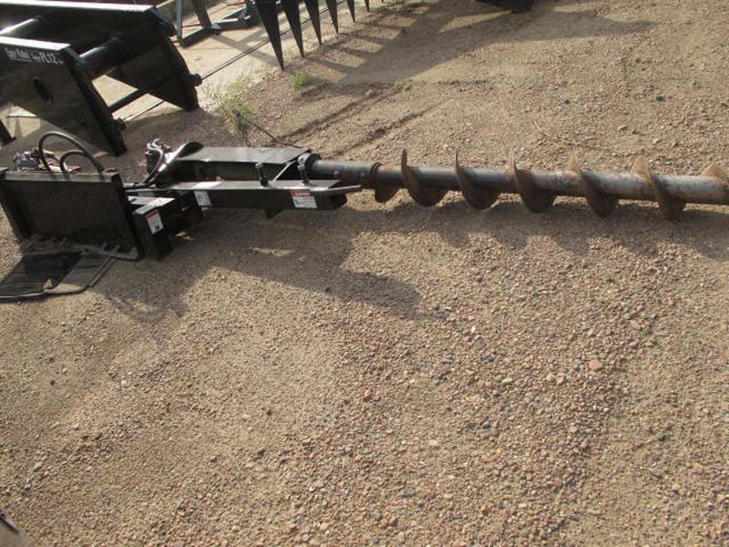 Auger Bedding Extracter | Farm Equipment>Attachments - 2