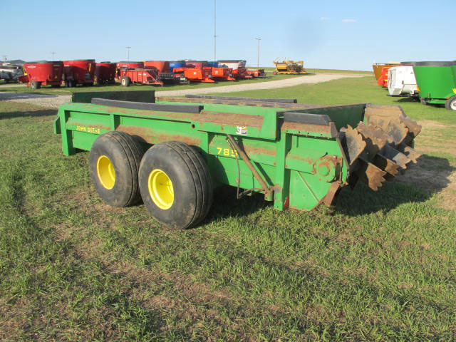 John Deere Manure Spreader : John deere manure spreader for sale post equipment