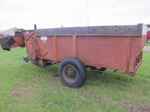 Roorda 5x12 bunk feeder wagon | Farm Equipment>Mixers>Misc. Feed Mixers - 1