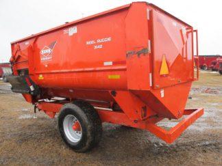 Knight Kuhn 3142 reel mixer feeder wagon | Farm Equipment>Mixers>Reel Feed Mixers - 1
