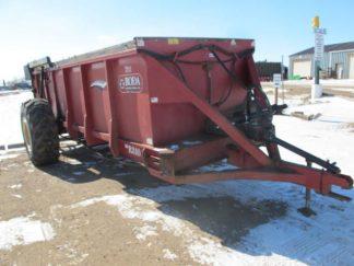 Roda 810 manure spreader | Farm Equipment>Manure Spreaders - 1