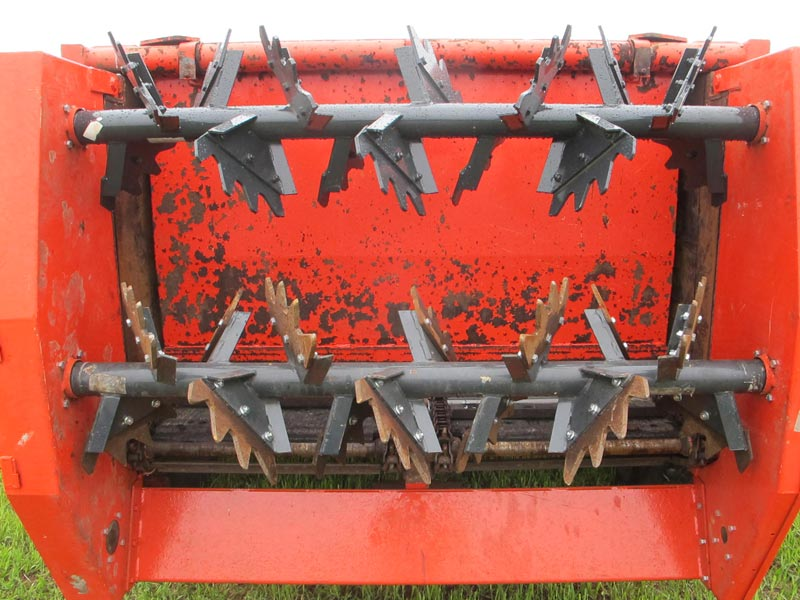 Knight PS160 horizontal beater manure spreader | Farm Equipment>Manure Spreaders - 5