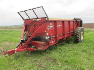 Roda 810 manure spreader | Farm Equipment>Manure Spreaders - 1