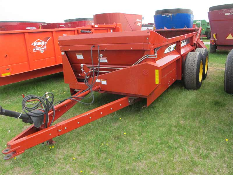 New Holland 195 Manure Spreader For Sale Post Equipment