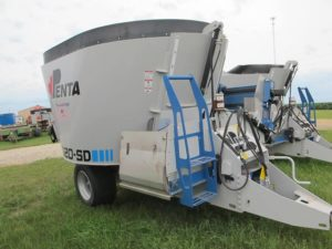 Penta 5020 SD verticall mixer wagon | Farm Equipment>Mixers>Vertical Feed Mixers - 1