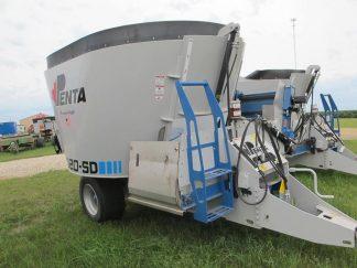 Penta 5020 SD verticall mixer wagon | Farm Equipment>Mixers>Vertical Feed Mixers - 1