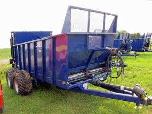 JBS 1648 VMEC Vertical manure spreader | Farm Equipment>Manure Spreaders - 1