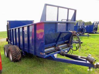 JBS 1648 VMEC Vertical manure spreader | Farm Equipment>Manure Spreaders - 1