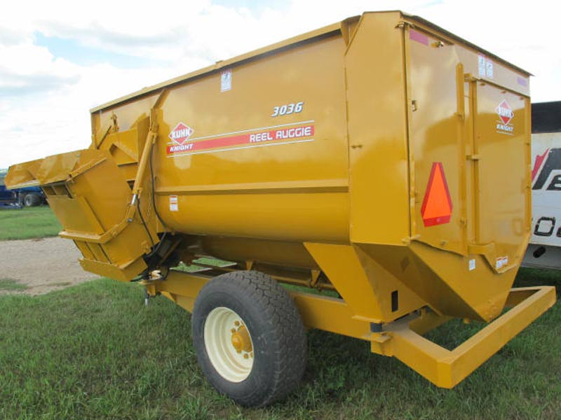 Knight 3036 reel mixer | Farm Equipment>Mixers>Reel Feed Mixers - 5