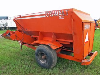 Oswalt 180 feeder wagon | Farm Equipment>Mixers>Misc. Feed Mixers - 1