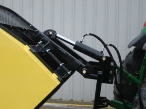 MDS Roto King 3pt mount bale processor | Farm Equipment>Bale Processors - 1