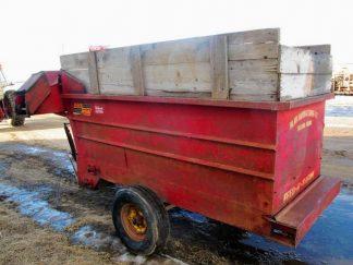 Kelly Ryan 4x10 Feeder Wagon | Farm Equipment>Mixers>Misc. Feed Mixers - 6