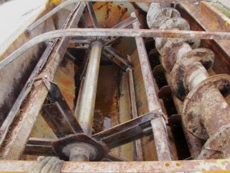 Knight 3136 reel mixer wagon   Farm Equipment>Mixers>Reel Feed Mixers - 4