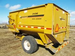 Knight 3136 Reel Mixer Wagon | Farm Equipment>Mixers>Reel Feed Mixers - 7