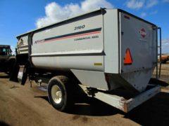Knight 3160 reel mixer | Farm Equipment>Mixers>Reel Feed Mixers - 7