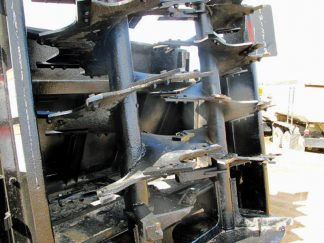 Meyers VB 750 vertical beater manure spreader   Farm Equipment>Manure Spreaders - 6