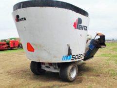 Penta 5020SD Vertical Mixer Wagon   Farm Equipment>Mixers>Vertical Feed Mixers - 5