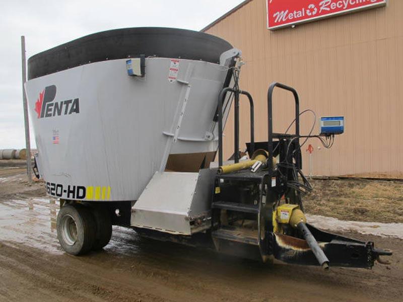 Penta 5620 HD vertical mixer | Farm Equipment>Mixers>Vertical Feed Mixers - 1