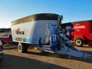 Penta 6020 SD vertical mixer | Farm Equipment>Mixers>Vertical Feed Mixers - 1