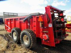 Roda V180 vertical beater manure spreader | Farm Equipment>Manure Spreaders - 6