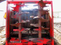 Roda V180 vertical beater manure spreader | Farm Equipment>Manure Spreaders - 5