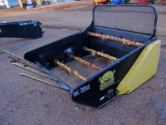 MDS Roto King RK500 bale shredder   Farm Equipment>Bale Processors - 4