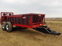 Spread All 22T Vertical Beater Manure Spreader | Farm Equipment>Manure Spreaders - 1