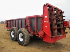 Spread All 22T Vertical Beater Manure Spreader | Farm Equipment>Manure Spreaders - 7