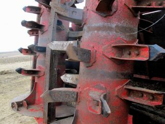 Spread All 22T Vertical Beater Manure Spreader | Farm Equipment>Manure Spreaders - 5