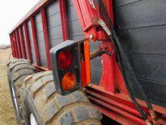 Spread All 22T Vertical Beater Manure Spreader | Farm Equipment>Manure Spreaders - 4