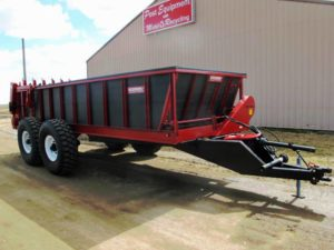 Spread All TR 22T Manure Spreader