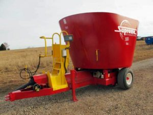 Supreme 500S Vertical Mixer Wagon