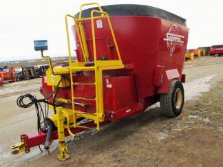 Supreme 500T Vertical Mixer Wagon   Farm Equipment>Mixers>Vertical Feed Mixers - 1