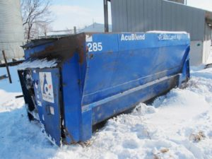 Alfa Laval Agri 285 auger wagon | Farm Equipment>Mixers>Misc. Feed Mixers - 1
