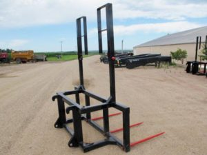I-53 4 Tine Bale Spear | Farm Equipment>Attachments - 1