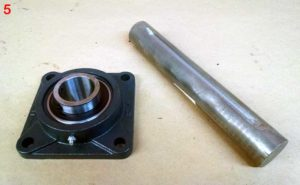 Double Roller Bearings