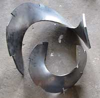 Bottom Auger Flighting | Farm Equipment Parts>Best Selling Parts>Augers and Flighting - 2