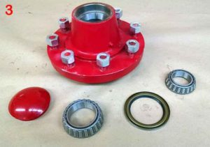 Bearings | Farm Equipment Parts>Bunk Feeder Wagon Parts>Wheels