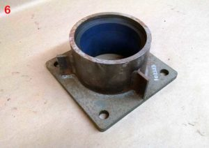 Bushing Bearings | Farm Equipment Parts>Reel Mixer Parts>Oil Bath Parts and Bearings - 2