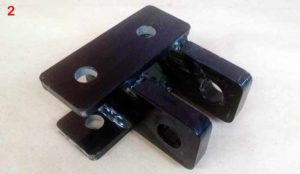 Clevis Hitch | Farm Equipment Parts>3 and 4 Auger Mixer Parts>Hitches & Jacks - 2