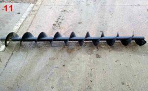 Discharge Augers | Farm Equipment Parts>Bunk Feeder Wagon Parts>Discharge Parts & Magnets - 2