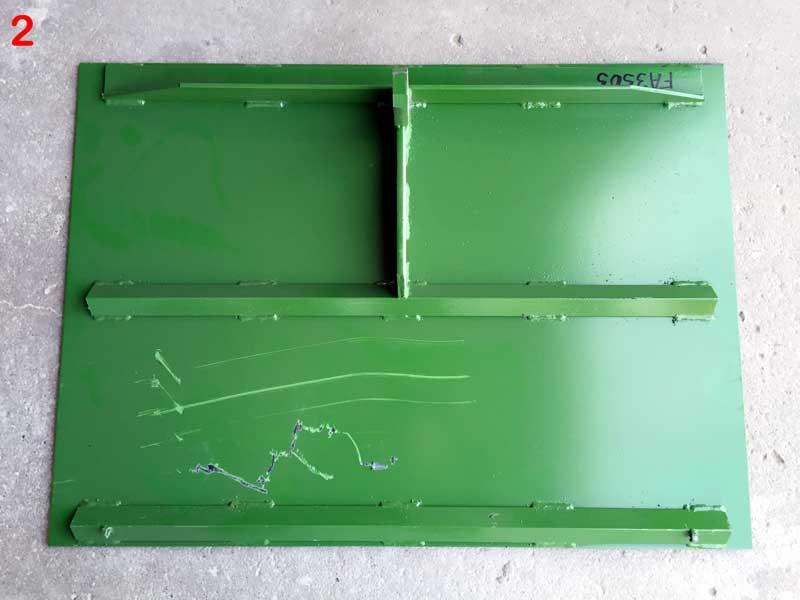 Discharge Door | Farm Equipment Parts>Reel Mixer Parts>Liner Kits & Discharge Doors - 2