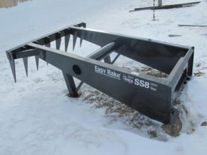 Easy Rake SS8 | Farm Equipment>Attachments - 1