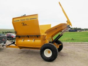 Fair 7825 TD bale shredder | Farm Equipment>Bale Processors - 1