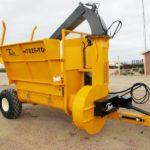 Fair 7825 TD Bale Processor | Farm Equipment>Bale Processors - 1