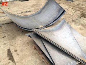 Vertical TMR Mixer liners | Farm Equipment Parts>Vertical TMR Parts>Liner Kits - 2